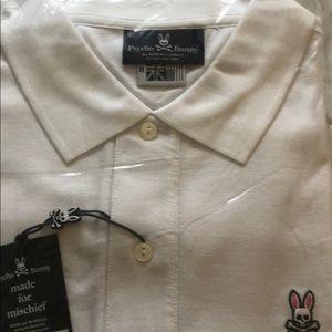 Men's Psycho Bunny Polo